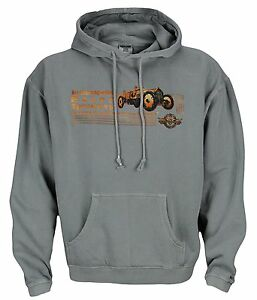 Indianapolis Indy 500 Motor Speedway Mens Retro Hoodie Hooded Sweatshirt