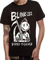 Official BLINK 182 - Bored to Death 2017 NEW Tee unisex T Shirt S M L XL XXL 2XL