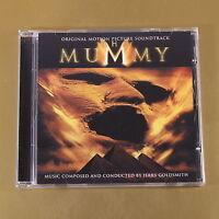 THE MUMMY - SOUNDTRACK - 1999 UNIVERSAL - OTTIMO CD [AH-030]