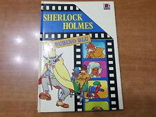 Sherlock Holmes IL RUBINO BLU 1^ Edizione AMZ 1984