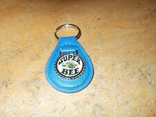 2007 2008 2009 2010 2011 2012 2013 DODGE CHARGER SUPER BEE KEYCHAIN DARK BLUE