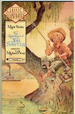 #9 Mark Twain The Adventures Of TOM SAWYER adapted by Michael Ploog