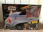 STAR WARS - STAR WARS ELECTRONIC NABOO ROYAL STARSHIP BLOCKADE CRUISER PLAYSET