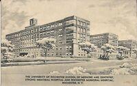 Rochester, NY - University - School of Medicine & Dentistry,  Strong Hospital