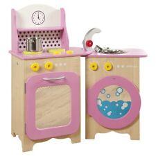 Millhouse Packaway Pink Wooden Kitchen New in Box