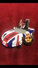 Hard Rock Cafe London Pin Limited Edition (HRC Swinging Car 2014 LON)