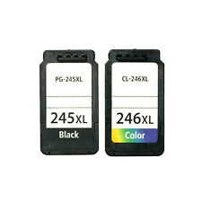 2PK PG-245XL + CL-246XL Compatible Ink Cartridge for Canon PIXMA MG2420