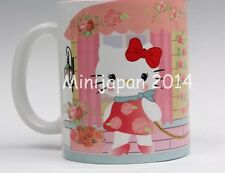 Hello kitty with puppy cafe original design 11 oz cup coffee mug cute US Seller