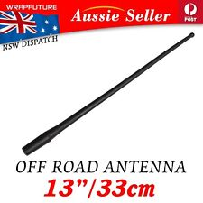"Fit Toyota 4-Runner (10 - 16) 13"" Black Longer Radio Amplifier Antenna Aerial"