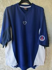 Maillot PSG PARIS SAINT-GERMAIN vintage NIKE training shirt maglia jersey L