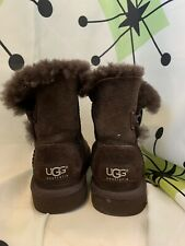 Ugg Australia Toddler Boots Size 7 - Brown
