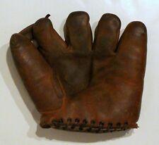 Vintage Banner Split Finger Buckleback Jimmy Gleeson Fielders Glove