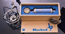 Blue Microphones Bluebird Large-diaphragm Cardioid Condenser Microphone NEW