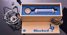 Blue Microphones Bluebird Large-diaphragm Cardioid Condenser Microphone NEW