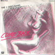 "7"" the J. GEILS BAND come Back/Takin 'You Down 80`s Rock Chart Hit EMI"