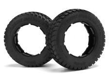 1/5 RC Baja Genuine HPI Desert Buster Radial Tyres 4437