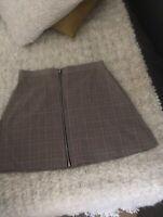 clueless style tartan skirt size 10