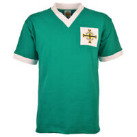 TOFFS Northern Ireland 1958 World Cup Retro Football Shirt