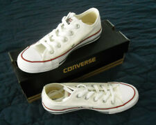 White Converse All Star New In Box W's 6 M's 4