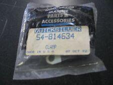 MERCURY QUICKSILVER CLAMP 54-814634 814634