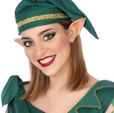 2 OREILLES Elfe Déguisement Homme Femme Costume Lutin maquillage NEUF pas cher
