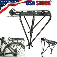 Universal Adjustable Bicycle Back Rear Rack Bike Cycling Cargo Luggage Carrier