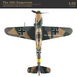 1:32 21st Century Toys Ultimate Soldier WWII German Messerschmitt BF-109 Plane