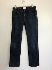 Country Road Women's Size 8 Regular Straight Jeans Blue Smart Casual Wear