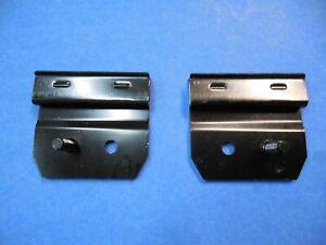 Two 2001-2004 Ford F-150 Window Regulator Glass Sash