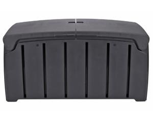 Ward Plastic Garden Storage Box Grey Waterproof Cushion Box 5 Year Guarantee!!