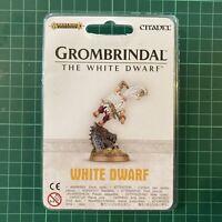 Citadel Warhammer Age Of Sigmar Legend Grombrindal The White Dwarf Blister Pack