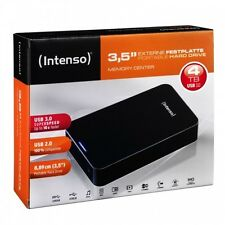 "DISCO DURO EXTERNO - INTENSO 4TB 3.5"" Memory Center USB 3.0"