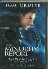Minority Report 2002 Spielberg Sci-Fi Thriller w/Tom Cruise 2Disc Set Brand New!