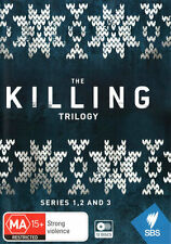 The Killing Trilogy  - DVD - NEW Region 4