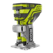 New Ryobi P601 - 18-Volt ONE+ Cordless Fixed Base Trim Router (Tool Only)