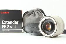 [Top MINT] Canon EXTENDER EF 2X II AF Teleconverter for EOS EF Mount From JAPAN