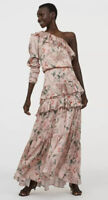 Johanna Ortiz X HM One Should Floral Satin Gown (UK Size 10) Sold Out