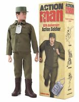 HALF PRICE! ACTION MAN 50th Anniversary Soldier Boxed RRP £39.99 (Brand New!)