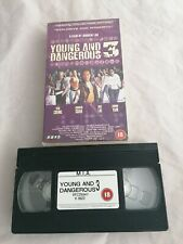 Young and dangerous 3 - VHS Video Tape