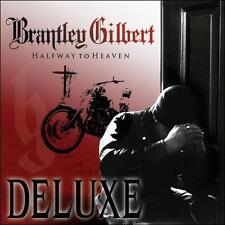 HALFWAY TO HEAVEN [DELUXE EDITION] CD BRANTLEY GILBERT BRAND NEW SEALED