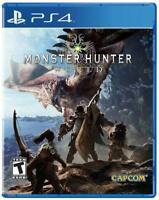 MONSTER HUNTER WORLD PS4! WORLD EPIC JOURNEY, MYSTERY DANGER, DRAGON, HUNT
