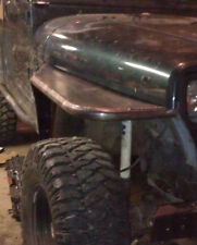 "Tube Fender Kit YJ Jeep Wrangler D.I.Y. 6"" Flare"