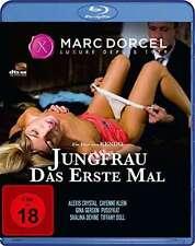 Jungfrau - Das erste Mal - Erotik - Blu-Ray - FSK 18 - NEU & OVP - Marc Dorcel