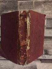 THE GEM, A LITERARY ANNUAL, London 1830, W. Marshall Vintage Collectable TBLO
