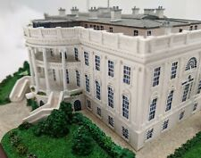 Danbury Mint White House sculpture president figurine Washington Dc decor gift