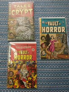 Tales From the Crypt /Vault of Horror reprints