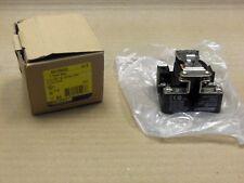 NEW SQUARE D 8501CO6V20 SER.E POWER RELAY SPST N.O. 30 AMP @ 300V COIL 120V