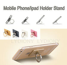Reuse Mobile Phone Grip Holder Stand Finger Ring For iPhone Samsung Sony ipad