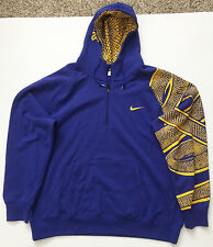 Nike Kobe 24 Half-zip Hoodie in Lakers Purple - 3XL - NWOT