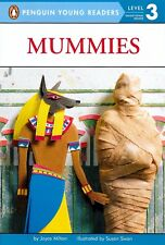 Mummies All Aboard Reading Level 3 Ancient Egypt History